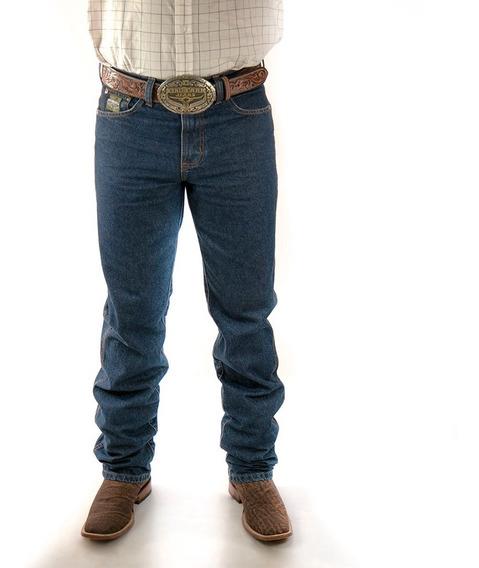 Calça Jeans King Farm Green King Original Fit Country