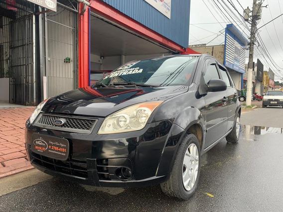 Ford Fiesta Hatch 1.0 2008 Financiamento Em Até 48x