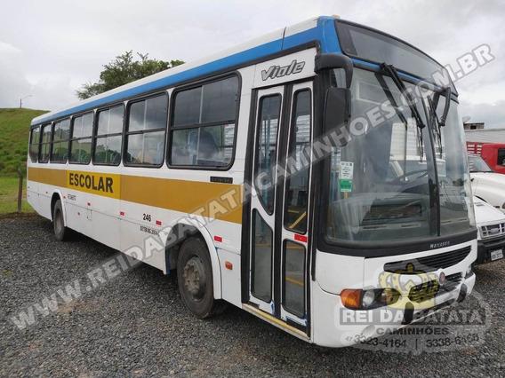 Ônibus Mercedes Benz Marcopolo Viale - 50 Lug. Seis Marchas