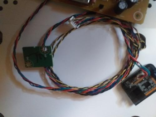 Tv Philips Mod:43fg5813/78  Sensor De Controle + Placa Wifi