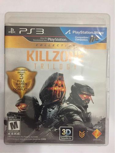 Imagen 1 de 1 de Killzone Trilogy Ps3