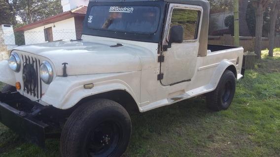 Jeep Potro Largo 4x4