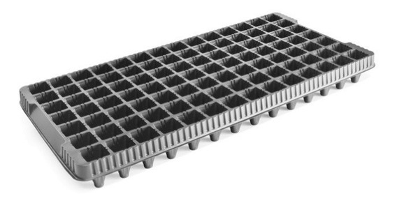 Bandeja Para Produção De Mudas 98 Células - 10 Unidades