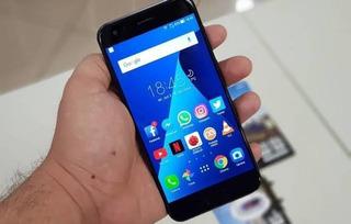 Smartphone Asus Zenfone 4 Ze554kl Preto Com 64gb, Tela 5.5 ,