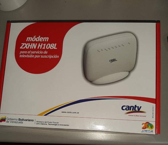 Modem Router Wifi Zte Nuevo