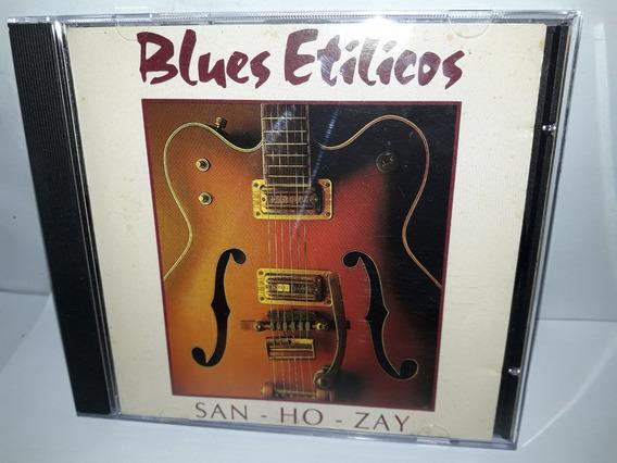 Cd Blue Stilícos San-ho-zay