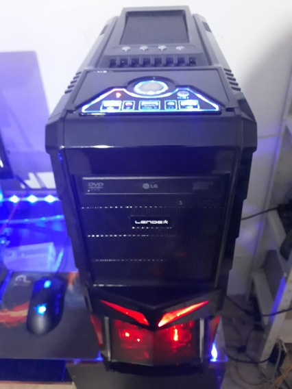 Pc Gamer Top I7+placa De Vídeo=gtx 750ti+8 Gb De Ram+500 Gb