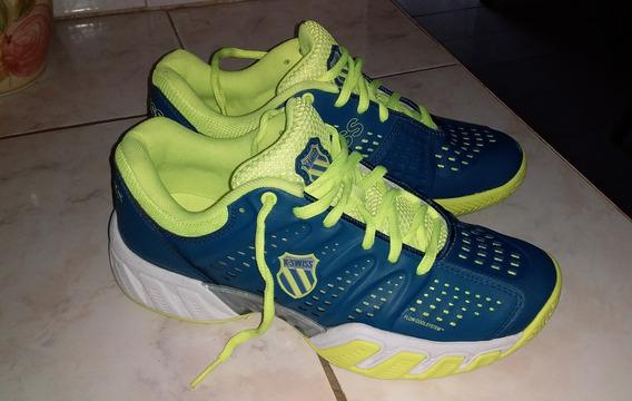 Zapatos Tennis K-swiss Unisex Talla 6 Barricade