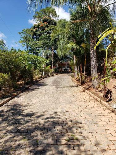 Imagem 1 de 14 de Chácara Com 4 Dorms, Centro, Jarinu - R$ 2 Mi, Cod: 8876 - V8876