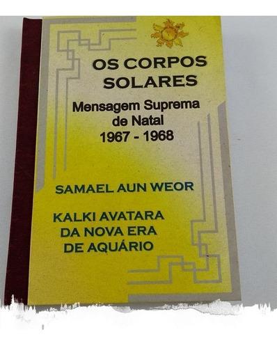 Imagem 1 de 3 de Mensagem De Natal 1967-1968  - Os Corpos Solares
