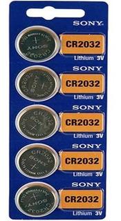 Pila Cr2032 2032 Sony 3v X5 U