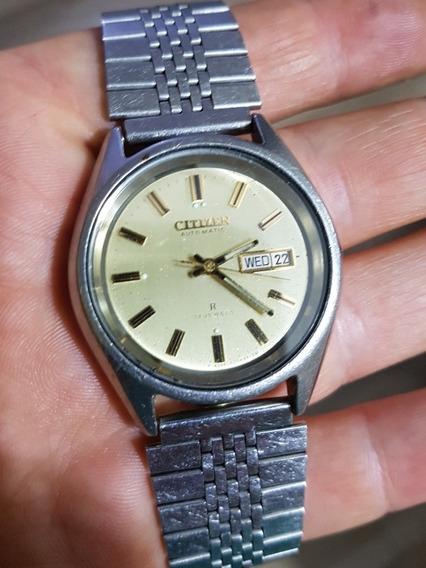 Relógio Original Masculino Citizen Automático