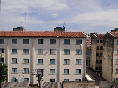 Apartamento À Venda, 54 M² Por R$ 140.000,00 - Aricanduva - São Paulo/sp - Ap5723