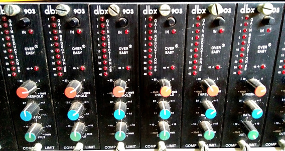 Compressores Dbx 900 Series