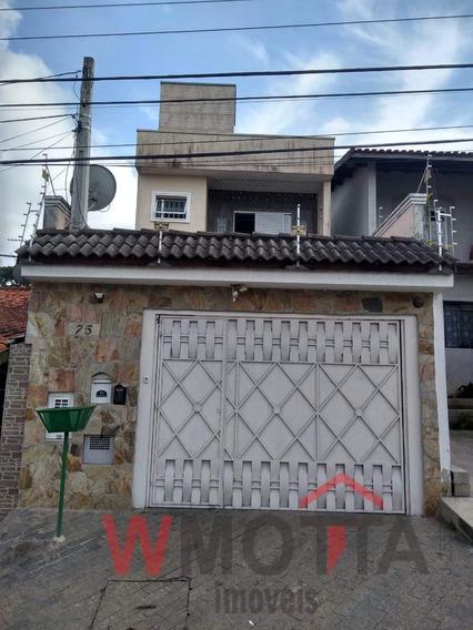 Sobrado 3 Dormitórios À Venda, Vila Paulicea - Mogi Das Cruzes - 1402
