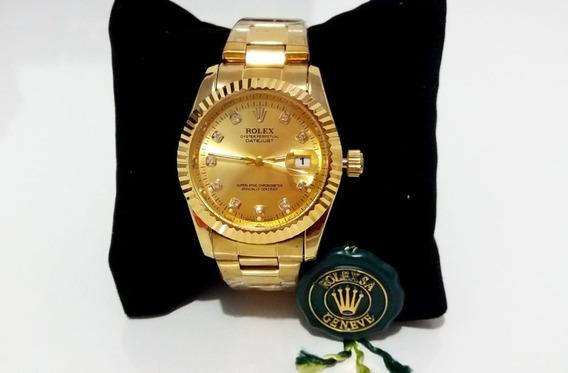 Relógio Datejust Gold Standard
