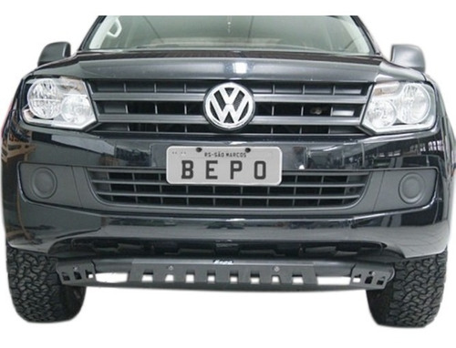 Defensa Negra Bepo Amarok 2010 2011 2012 2013 2014 2015 2016