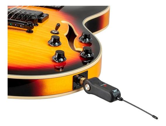 Sistema Inalambrico De Guitarra O Bajo Recargable Monoprice