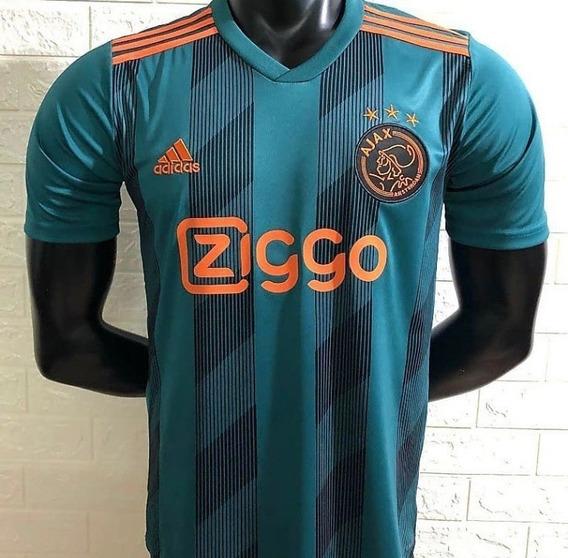 Camisa Futebol Football Club Ajax