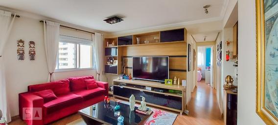 Apartamento Para Aluguel - Vila Mariana, 3 Quartos, 124 - 893106043