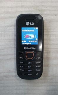 Celular 15 LG A 275 Original Ind. Brasil. Antena Rural