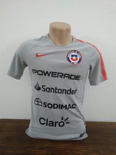 Camisa Seleção Chilena Treino