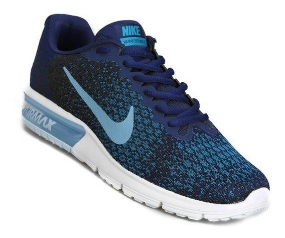 Tênis Nike Sequent 2 Azul Original
