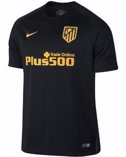 Camisa Atlético De Madrid 2017 Pronta Entrega - Uniforme 2