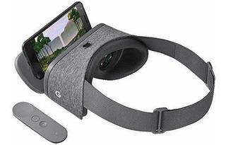 Google Daydream View - Auriculares Vr (pizarra)