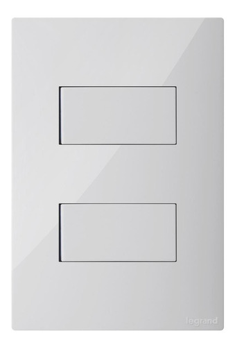 Interruptor Conmutable Doble Blanco 10a Pro Clickme