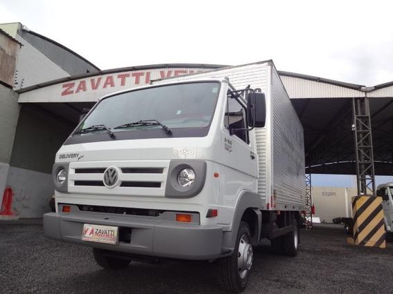 Vw 8150 Delivery Plus Ano 2011 Modelo 2012 Baú 239.284 Km