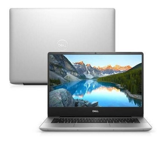 Notebook Dell Inspiron 5480 I7 8565u 1.80ghz/8gb/1tb/nvidia