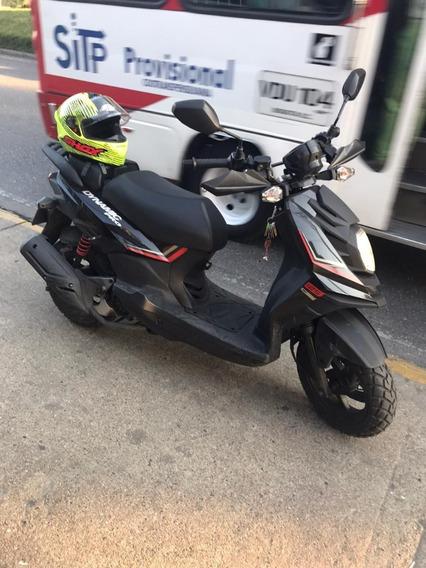 Dynamic Pro 125cc **1000 Kilometros Año 2020