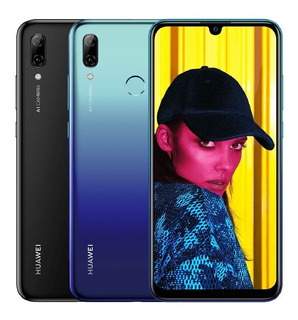 Celular Huawei P Smart 2019 32gb/4g/ 13mpx +vidrio +forro