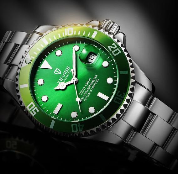 Relógio Tevise Automático Original (pronta Entrega)