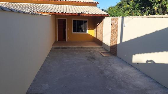 Casa Com 2 Dormitórios À Venda- Guaratiba - Maricá/rj - Ca4330
