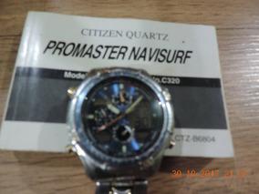 Relógio Citizen Promaster Navisurf