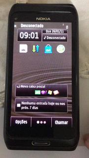 Celular Nokia E7