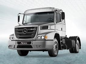 Mercedes Benz Atron 0km Ant $202.700 Y Saldo En Cuotas