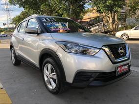 Nissan Kicks 2018 1.6 16v Flex S 4p Manual 24.000 Km Nova