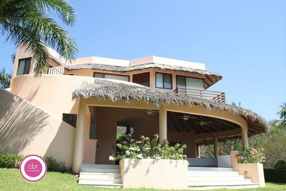 Casa En Condominio Condominio Los Riscos - Fraccionamiento Playa Diamante
