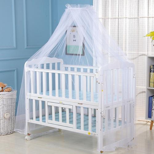Cuna Dome Net Bebé Niño Mosquitera Recién Nacido Plegable