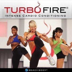 Turbofire, Aerobicos, Son 14 Dvds+documentacion