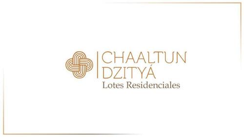 Imagen 1 de 11 de Chaaltun- Terreno En Venta En Merida- Dzitya