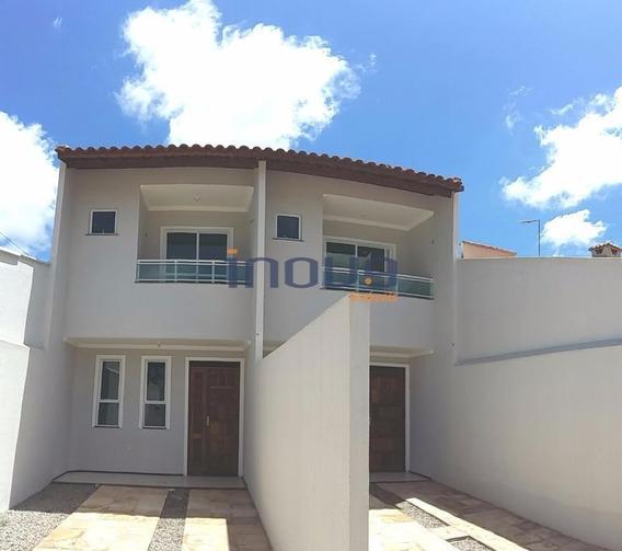Casa Com 2 Dormitórios À Venda, 90 M² Por R$ 180.000,00 - Prefeito José Walter - Fortaleza/ce - Ca0057