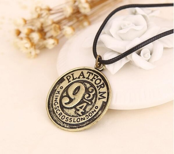 Collar Plataforma 9-3/4