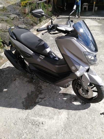 Yamaha N-max 155 Gris