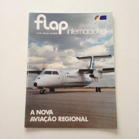 Revista Flap Internacional A Nova Aviação Regional F163