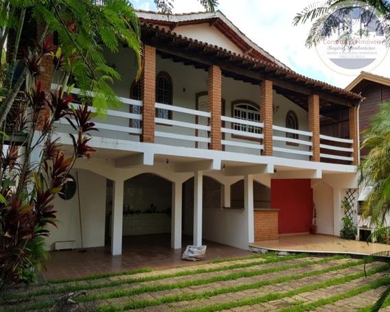 Casa Para Locação Condominio Vista Alegre, Próximo Ao Lado - Ca00010 - 34896189