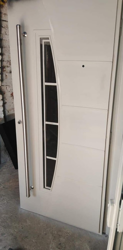 Puerta Principal Contraplacada De Metal